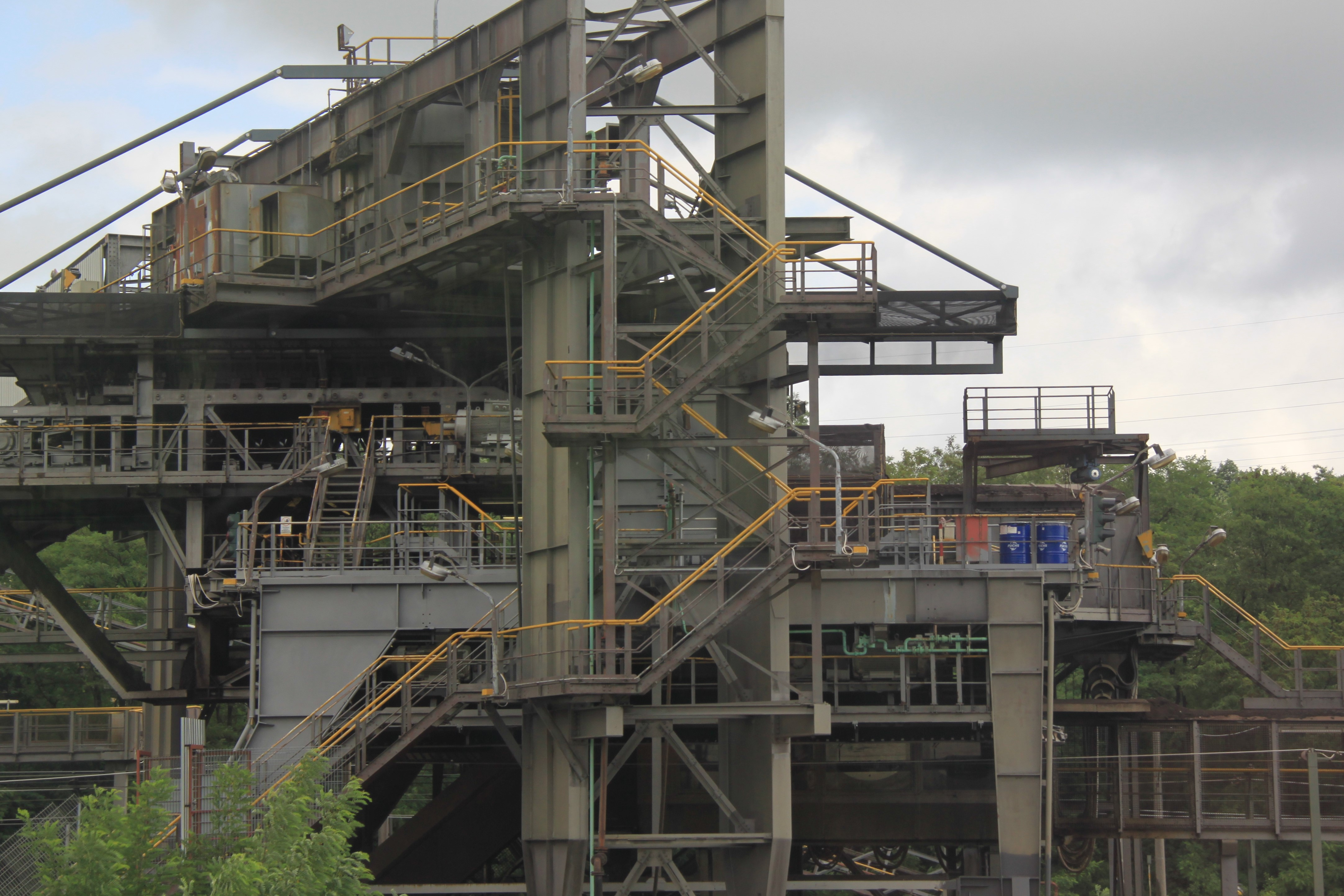 2017-06-25 - 07 - HCC bezoekt Bruinkoolafgraving Garzweiler