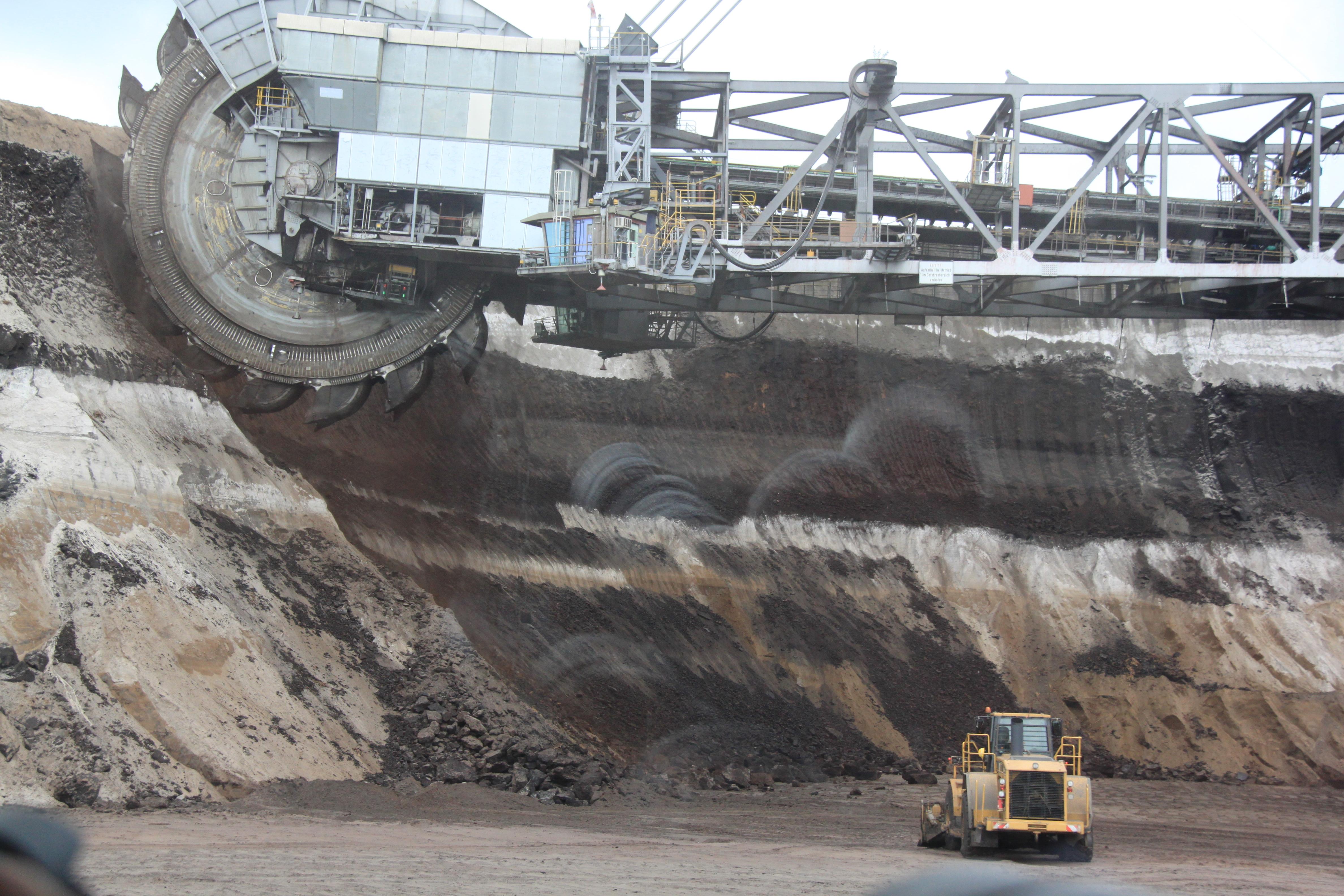 2017-06-25 - 14 - HCC bezoekt Bruinkoolafgraving Garzweiler