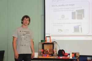 2017-06-07 - 27 - 3D printing demo HCC!Noord-Limburg