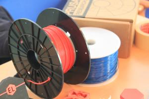 2017-06-07 - 13 - 3D printing demo HCC!Noord-Limburg
