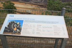 2017-06-25 - 01 - HCC bezoekt Bruinkoolafgraving Garzweiler