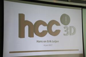 2017-06-07 - 03 - 3D printing demo HCC!Noord-Limburg