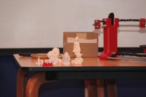 2017-06-07 - 21 - 3D printing demo HCC!Noord-Limburg